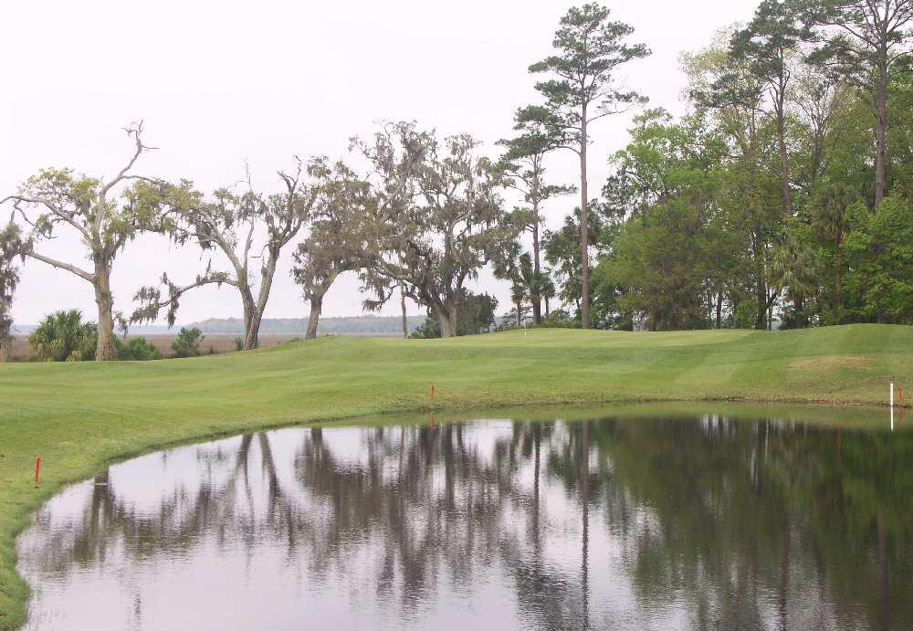 Oak Grove Island Golf