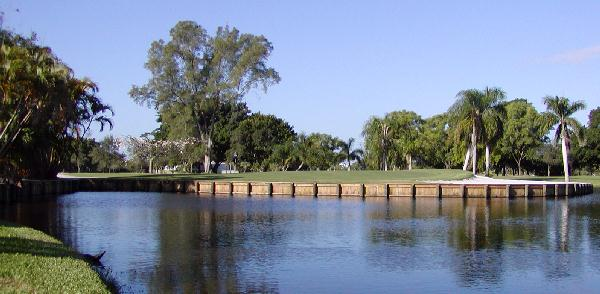 St Augustine-golf course