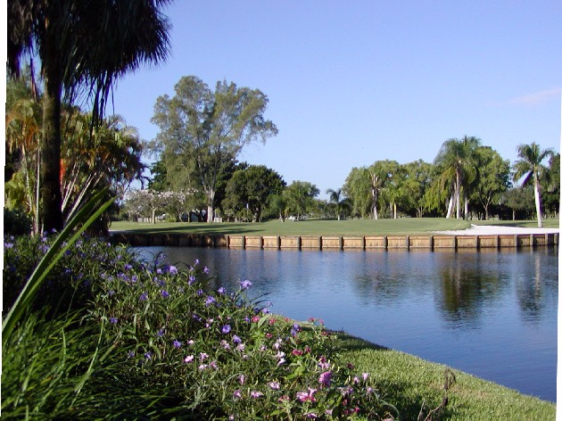 Daytona Beach-golf course