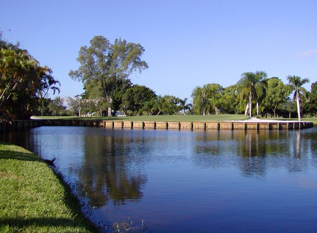 Naples Golf-course