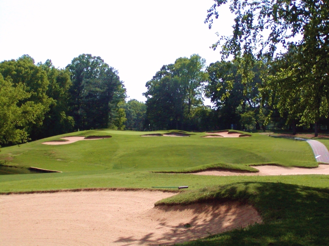 Greensboro-golf