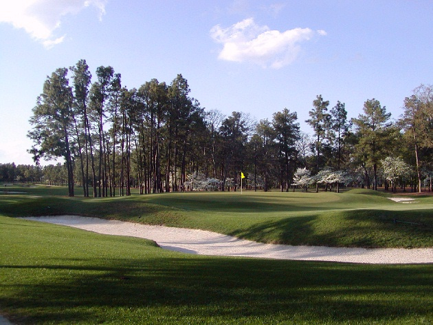 Pinehurst-golf
