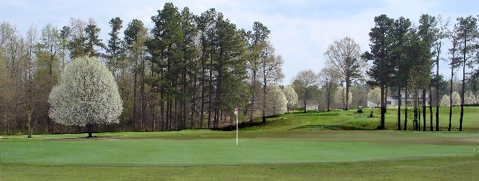 White Plains Golf Club in Pageland, SC - Hole 3